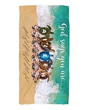 Aileen BT01 Beach Towel front