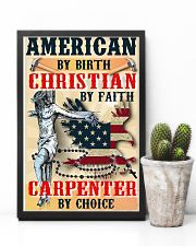 Carpenter's Lifestyle Wall Poster - Faith 11x17 Poster lifestyle-poster-8