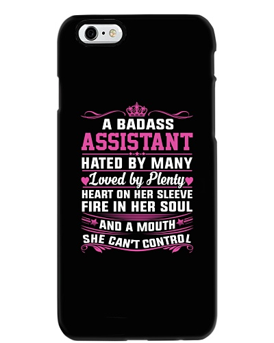ASSISTANT HATED BY MANY LOVED BY PLENTY