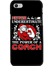 COACH UGLY CHRISTMAS SWEATER COACH XMAS GIFT Phone Case thumbnail