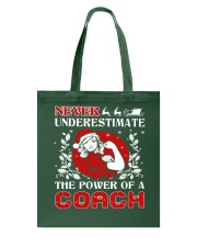 COACH UGLY CHRISTMAS SWEATER COACH XMAS GIFT Tote Bag thumbnail