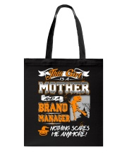 Brand Manager Mother 2018 Halloween Costume Tote Bag thumbnail