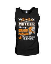 Brand Manager Mother 2018 Halloween Costume Unisex Tank thumbnail
