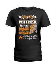 Brand Manager Mother 2018 Halloween Costume Ladies T-Shirt thumbnail