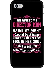 AWESOME DIRECTOR MOM Phone Case thumbnail