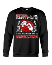 DIRECTOR UGLY CHRISTMAS SWEATER DIRECTOR XMAS GIFT Crewneck Sweatshirt thumbnail