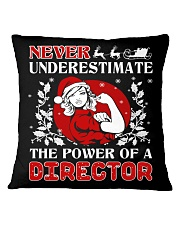 DIRECTOR UGLY CHRISTMAS SWEATER DIRECTOR XMAS GIFT Square Pillowcase thumbnail