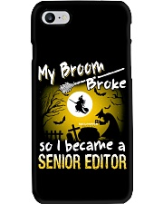 Senior Director 2018 Halloween Costumes Phone Case thumbnail
