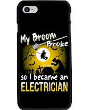 Electrician 2018 Halloween Costumes Phone Case thumbnail