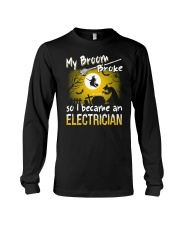 Electrician 2018 Halloween Costumes Long Sleeve Tee thumbnail