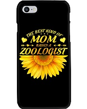 MOTHERS DAY GIFT ZOOLOGIST SUNFLOWER FUNNY WOMEN Phone Case thumbnail