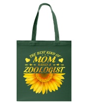MOTHERS DAY GIFT ZOOLOGIST SUNFLOWER FUNNY WOMEN Tote Bag thumbnail