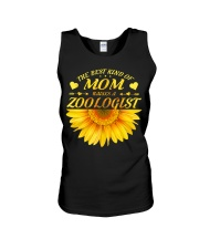 MOTHERS DAY GIFT ZOOLOGIST SUNFLOWER FUNNY WOMEN Unisex Tank tile