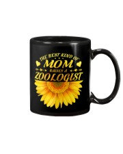MOTHERS DAY GIFT ZOOLOGIST SUNFLOWER FUNNY WOMEN Mug thumbnail