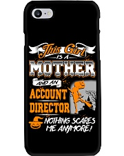 Account Director Mother 2018 Halloween Costume Phone Case thumbnail