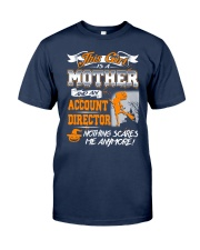 Account Director Mother 2018 Halloween Costume Classic T-Shirt thumbnail