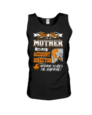 Account Director Mother 2018 Halloween Costume Unisex Tank thumbnail