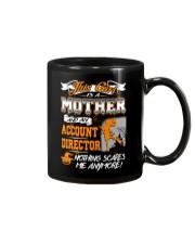 Account Director Mother 2018 Halloween Costume Mug thumbnail