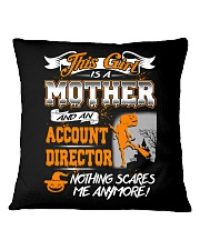Account Director Mother 2018 Halloween Costume Square Pillowcase thumbnail