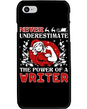 WRITER UGLY CHRISTMAS SWEATER WRITER XMAS GIFT Phone Case tile