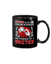 WRITER UGLY CHRISTMAS SWEATER WRITER XMAS GIFT Mug thumbnail
