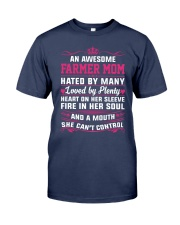 AWESOME FARMER MOM Premium Fit Mens Tee tile