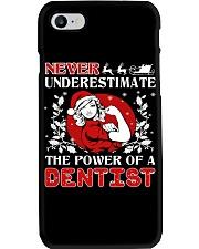 DENTIST UGLY CHRISTMAS SWEATER DENTIST XMAS GIFT Phone Case thumbnail