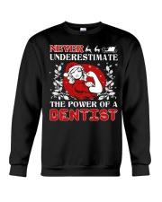 DENTIST UGLY CHRISTMAS SWEATER DENTIST XMAS GIFT Crewneck Sweatshirt thumbnail