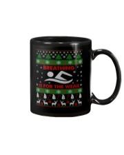 SWIMMING UGLY CHRISTMAS SWEATER SWIMMER XMAS GIFT Mug thumbnail