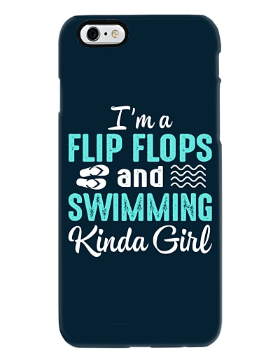 FLIP FLOPS AND SWIMMING KINDA GIRL