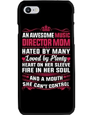 AWESOME MUSIC DIRECTOR MOM Phone Case tile