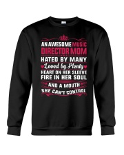 AWESOME MUSIC DIRECTOR MOM Crewneck Sweatshirt tile