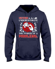 PARALEGAL UGLY CHRISTMAS SWEATER PARALEGAL XMAS  Hooded Sweatshirt thumbnail