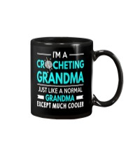 CROCHETING GRANDMA IS MUCH COOLER Mug thumbnail