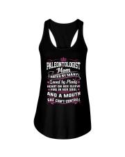 AWESOME PALEONTOLOGIST MOM Ladies Flowy Tank thumbnail