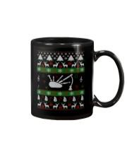 BAGPIPE UGLY CHRISTMAS SWEATER Mug thumbnail
