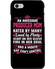 AWESOME PRODUCER MOM Phone Case thumbnail