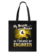 Engineer 2018 Halloween Costumes Tote Bag thumbnail