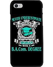 BACom DEGREE BEST 2018 GRADUATION Phone Case thumbnail