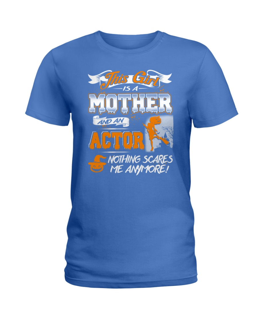 ACTOR Mother 2018 Halloween Costume Ladies T-Shirt