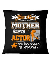 ACTOR Mother 2018 Halloween Costume Square Pillowcase thumbnail