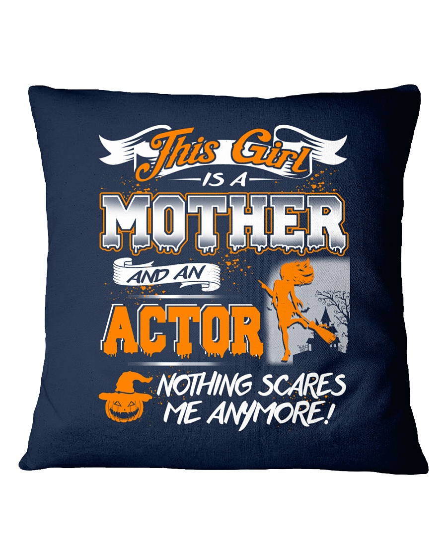 ACTOR Mother 2018 Halloween Costume Square Pillowcase