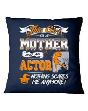 ACTOR Mother 2018 Halloween Costume Square Pillowcase front