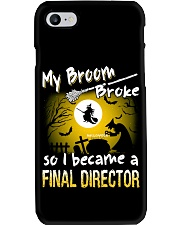 Final Director 2018 Halloween Costumes Phone Case thumbnail