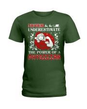 PHYSICIAN UGLY CHRISTMAS SWEATER PHYSICIAN XMAS  Ladies T-Shirt thumbnail