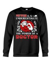 DOCTOR UGLY CHRISTMAS SWEATER DOCTOR XMAS GIFT Crewneck Sweatshirt thumbnail