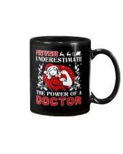 DOCTOR UGLY CHRISTMAS SWEATER DOCTOR XMAS GIFT Mug thumbnail