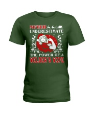 Welder's Wife UGLY CHRISTMAS SWEATER Ladies T-Shirt thumbnail