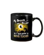 MATHS TEACHER 2018 HALLOWEEN COSTUMES Mug thumbnail
