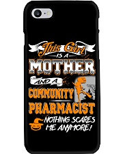 Community Pharmacist Mother 2018 Halloween Costume Phone Case thumbnail